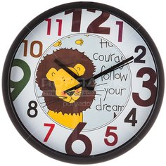 Часы настенные Лев 220-380, 18 см