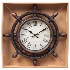Часы настенные YM 8459 A, 33.2х33.2х4.1 см