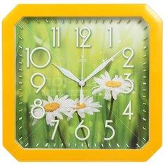 Часы настенные Вега Три ромашки П4-2/7-84 Vega
