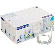 Стакан стеклянный Luminarc, 300 мл 6 шт, Islande J0019