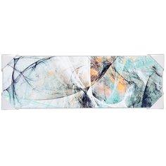 Картина, 30х90 см, Абстракция холодные тона Y6-2331 I.K
