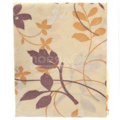 Скатерть из ткани с ПВХ, 110х140 см, Вилина V-Line 6660