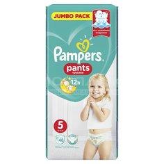 Подгузники детские Pampers Junior 48 шт, 12-17 кг