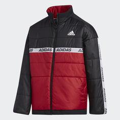 Утепленная куртка adidas Athletics