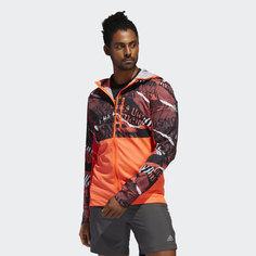 Куртка для бега Own The Run Graphic adidas Performance