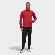 Спортивный костюм сборной Бельгии adidas Performance