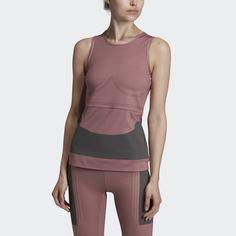 Майка для фитнеса Lycra FitSense+ adidas by Stella McCartney