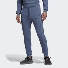 Брюки-джоггеры Linear Graphic adidas Athletics