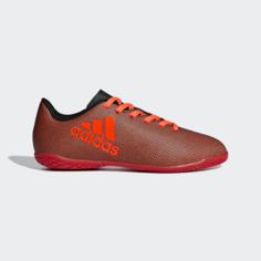 Футбольные бутсы (футзалки) X 17.4 IN adidas Performance