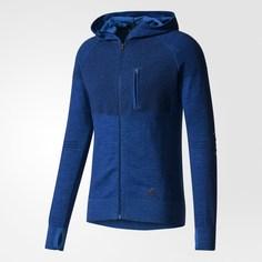 Куртка для бега City Run Primeknit adidas Performance