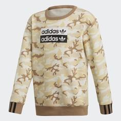 Свитшот R.Y.V. Camouflage adidas Originals