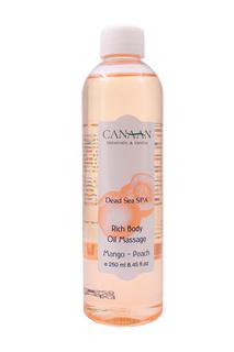Омолаживающее массажное масло Canaan