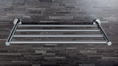 Полка для полотенец 49,5 см Colombo Design Plus W4987