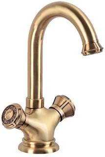 Смеситель для раковины Bronze De Luxe Royal 21981/1
