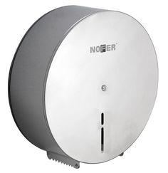 Диспенсер туалетной бумаги хром Nofer Industrial 05001.XL.B