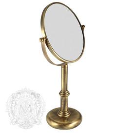 Зеркало оптическое настольное Migliore Complementi ML.COM-50.318 BR