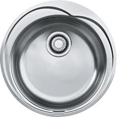 Кухонная мойка Franke Ronda ROL 610-41 декоративная сталь 101.0000.562