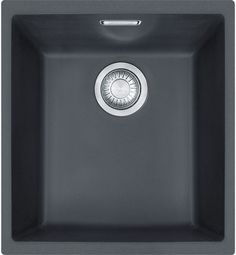 Кухонная мойка Tectonite Franke Sirius SID 110-34 оникс 125.0443.350