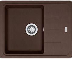 Кухонная мойка Franke Basis BFG 611C шоколад 114.0280.844