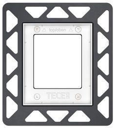 Монтажная рамка белый Tece 9242646