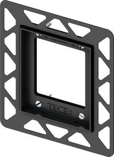 Монтажная рамка черный Tece 9242647