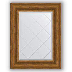 Зеркало 59х76 см травленая бронза Evoform Exclusive-G BY 4032