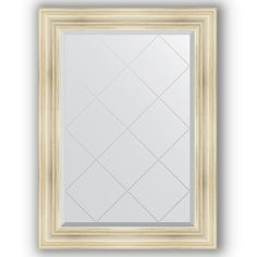 Зеркало 79х106 см травленое серебро Evoform Exclusive-G BY 4203