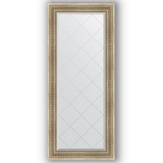 Зеркало 67х157 см серебряный акведук Evoform Exclusive-G BY 4153