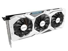 Видеокарта GigaByte GeForce RTX 2060 Super Gaming 3X White 8G 1650Mhz PCI-E 3.0 8192Mb 14000Mhz 256 bit HDMI 3xDP GV-N206SGAMING WHITE-8GD