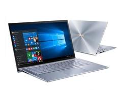 Ноутбук ASUS Zenbook UM431DA-AM010T Blue 90NB0PB3-M01440 (AMD Ryzen 5 3500U 2.1 GHz/8192Mb/256Gb SSD/AMD Radeon Vega 8/Wi-Fi/Bluetooth/Cam/14.0/1920x1080/Windows 10 Home 64-bit)