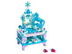 Lego Конструктор Disney Princess Frozen II Шкатулка Эльзы 300 дет. 41168