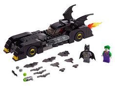 Конструктор Lego DC Super Heroes Бэтмобиль Погоня за Джокером 342 дет. 76119