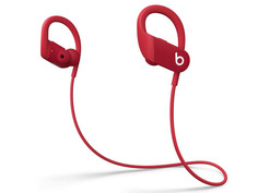 Наушники Beats PowerBeats High-Performance Wireless Earphones Red MWNX2EE/A