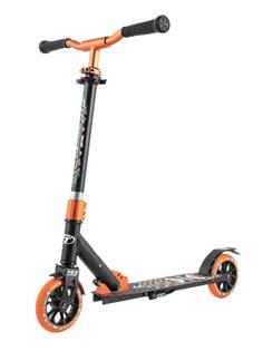 Самокат Tech Team Jogger 145 2020 Black-Orange