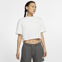 Женская футболка из материала джерси с коротким рукавом Nike Sportswear