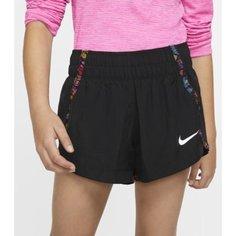 Беговые шорты для девочек школьного возраста Nike Dri-FIT