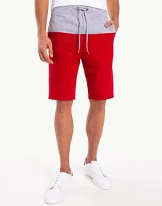 Двухцветные спортивные шорты Gloria Jeans