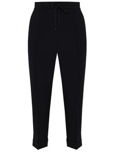 Укороченные брюки со стрелками Kenzo