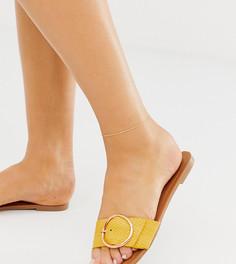Браслет на ногу из позолоченного серебра Kingsley Ryan-Золотой