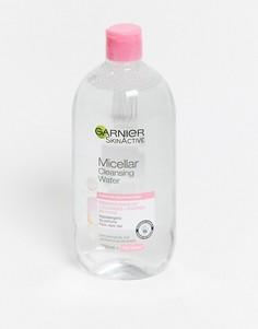 Мицеллярная вода для чувствительной кожи Garnier - 700 мл-Бесцветный