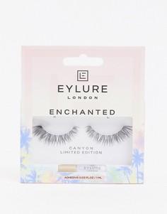 Накладные ресницы Eylure Enchanted - Palm Trees-Черный