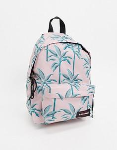 Мини-рюкзак с принтом дерева Eastpak-Мульти