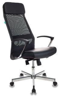 Кресло руководителя Бюрократ T-995SL (черный)