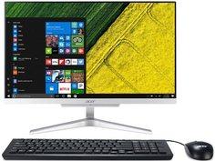 Моноблок Acer Aspire C22-865 DQ.BBRER.002 (серебристый)
