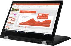 Ноутбук Lenovo ThinkPad L390 Yoga 20NT0016RT (черный)