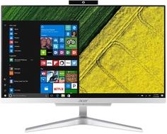 Моноблок Acer Aspire C22-865 DQ.BBRER.001 (серебристый)