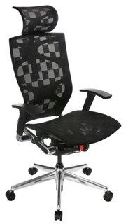 Кресло руководителя Бюрократ 811 (черный)