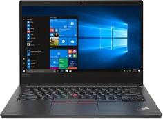 Ноутбук Lenovo ThinkPad E14-IML T 20RA001ART (черный)