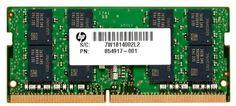 Оперативная память HP 16Gb DDR4 2666MHz HP SO-DIMM (3TK84AA)
