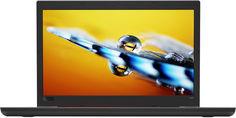 Ноутбук Lenovo ThinkPad L580 20LW0038RT (черный)